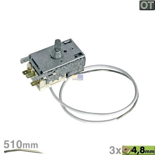 Klick zeigt Details von Thermostat K59-S2775 RANCO  LIEBHERR 6151805