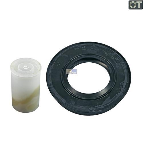 Klick zeigt Details von Lager-Wellendichtung 45x78/86x10,5/15 AEG 899645215460 für Waschmaschine