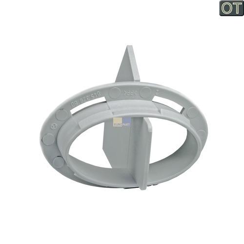 Klick zeigt Details von Flansch Anschlussflansch Einlaufschlauch AEG 899645328600 für Waschmaschine