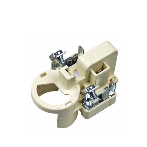 Klick zeigt Details von Anlassvorrichtung für Kühlgeräte-Kompressor Liebherr 6940650 für Gewerbekühlschrank