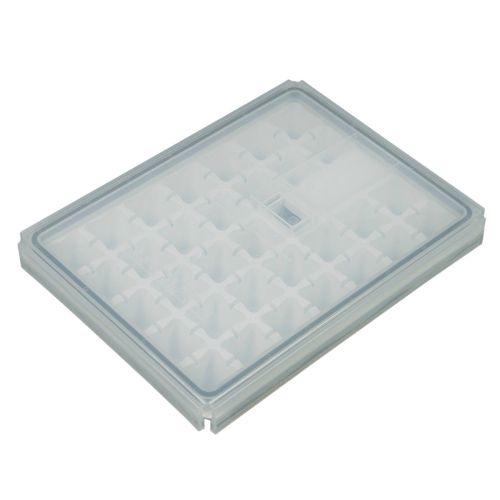Klick zeigt Details von Eiswürfelschale mit Deckel