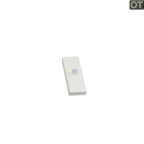 Klick zeigt Details von Abdeckkappe für Türgriff Liebherr 7426362 Tür Kappe für Gefriergeräten Kühlschrank