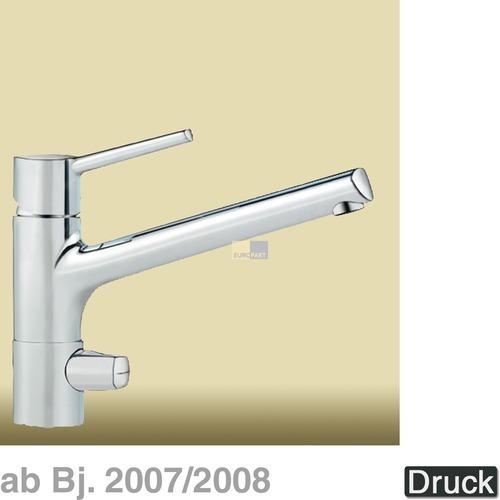 Klick zeigt Details von HD-Küchenarmatur Luna