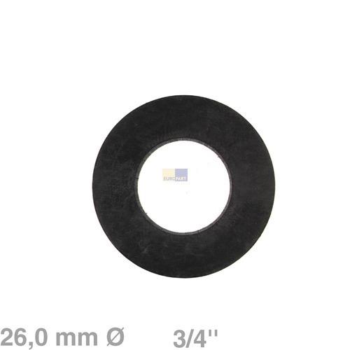 Klick zeigt Details von Dichtung Gummidichtring 13,5x26mmØ für 3/4