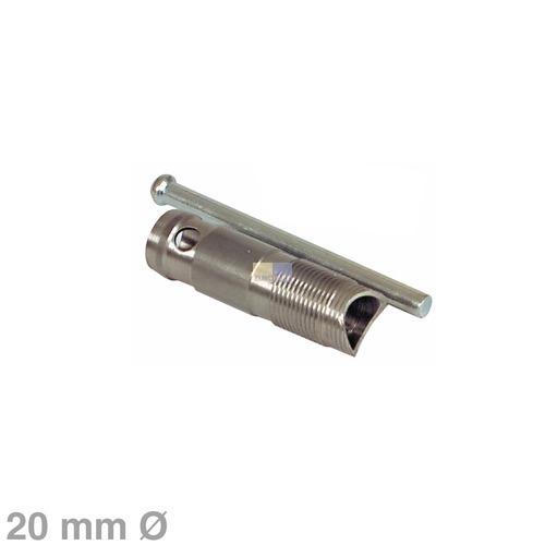 Klick zeigt Details von Schlüssel für Anbohrschelle 20mmØ