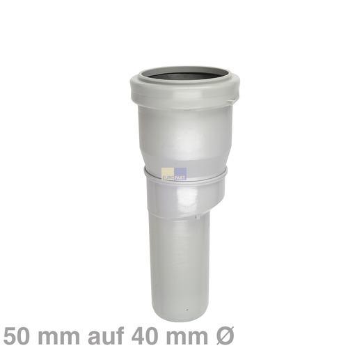 Klick zeigt Details von Adapter für Ablauf 50/40mm