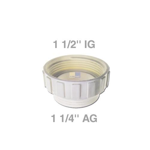 Klick zeigt Details von Adapter für Ablauf 1 1/4