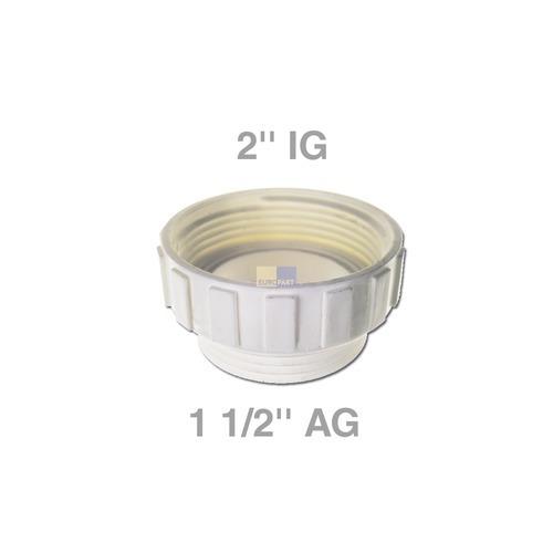 Klick zeigt Details von Adapter für Ablauf 1 1/2