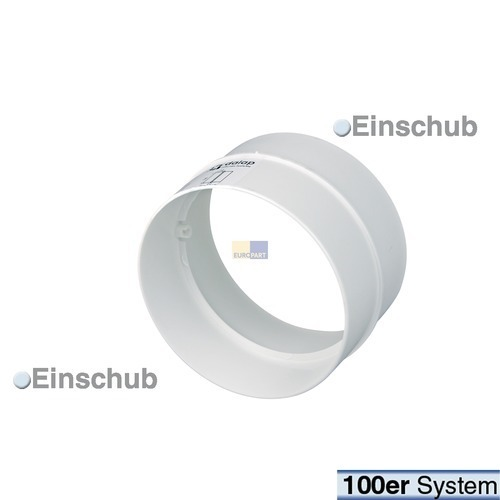 Rundsystemverbinder 100er(R) Einschub