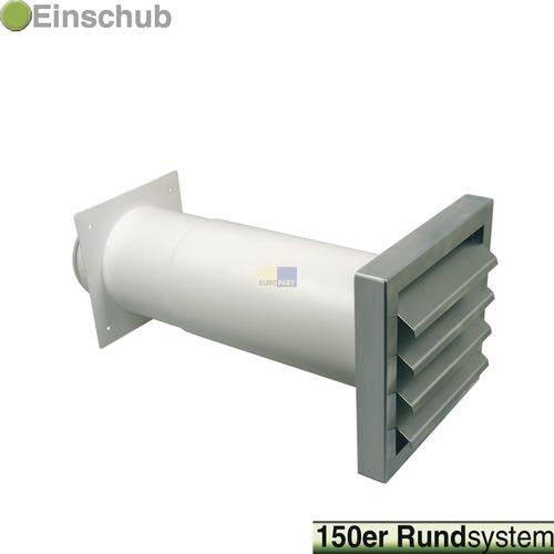 Mauerdurchführung 150erR Edelstahl