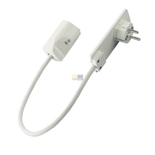 Klick zeigt Details von Schuko-Stecker EvolinePlug+Kabel