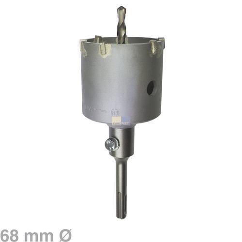 Klick zeigt Details von Bohrkrone SDSplus 68mmØ