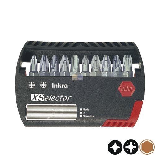 Klick zeigt Details von X-Selector Inkra