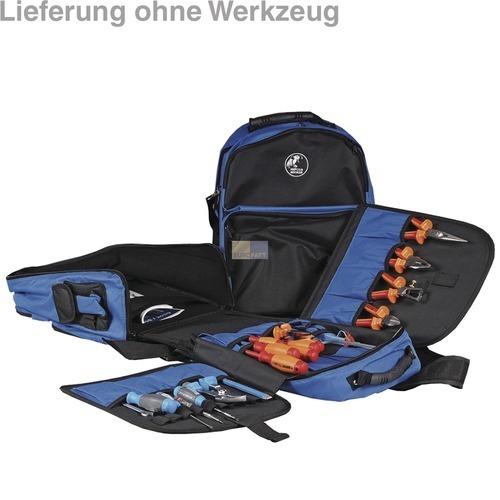 Klick zeigt Details von Werkzeugrucksack für Techniker