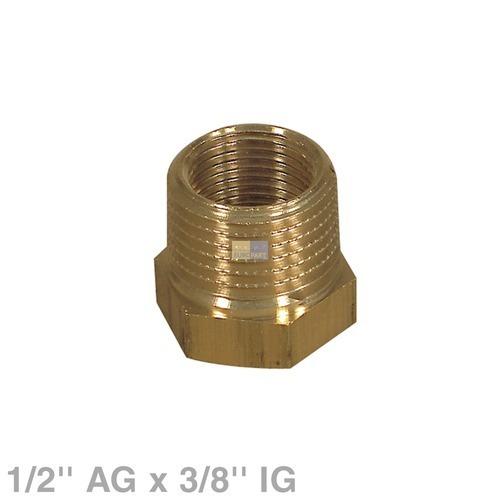 Klick zeigt Details von Adapter Sanitär 1 / 2 Zoll x 3 8 Viega