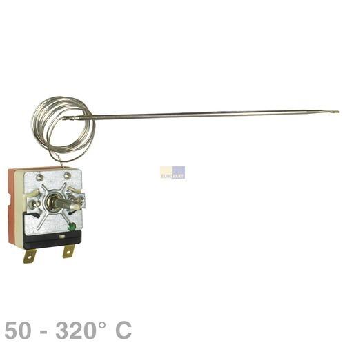 Klick zeigt Details von Backofen Regler 50-320°  EGO 55.13062.010