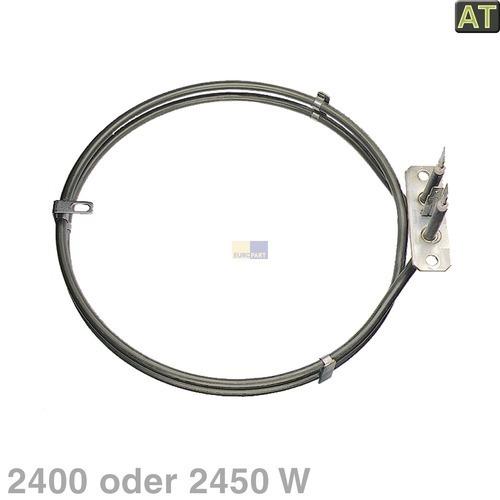 Klick zeigt Details von Heizelement Heißluft 2400W 230V