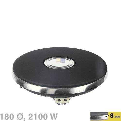 Klick zeigt Details von Automatic-Platte 2100W 180 mm Siemens