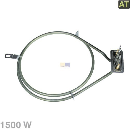 Klick zeigt Details von Heizelement Heißluft 1500W 230V AT  wie AEG/Electrolux 899661913630