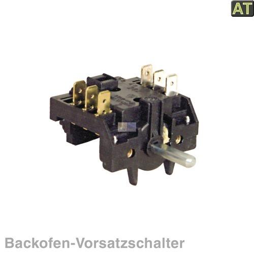Klick zeigt Details von Backofenschalter B&S 3022/13
