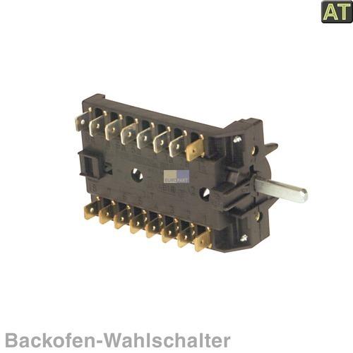Klick zeigt Details von Backofenschalter B&S 3075/2