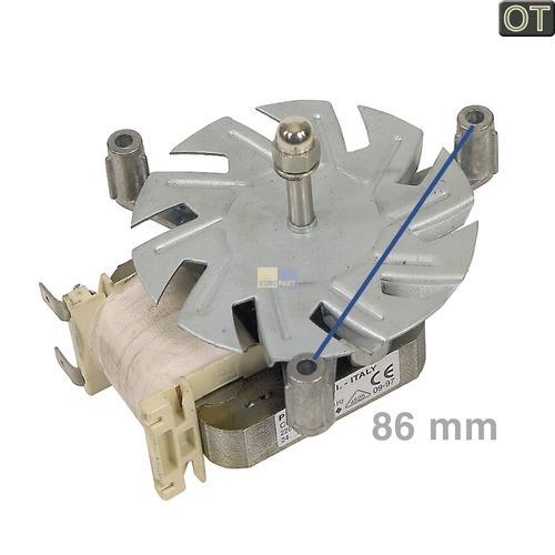 Klick zeigt Details von Heißluftherd Ventilator kpl. Gorenje Praktica Schneidereit Quelle Koerting Neckermann Brinkmann