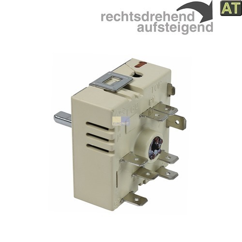 Klick zeigt Details von Energieregler 13A 230V 2-Kreis  EGO 50.55021.100