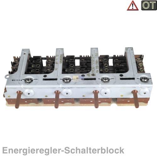Klick zeigt Details von Energiereglerblock BSH 491226