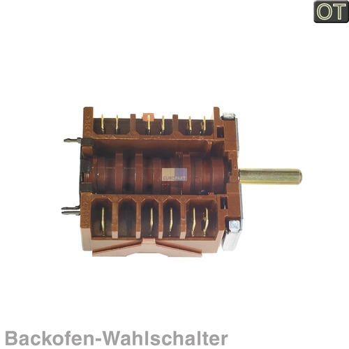 Schalter Elektroherd 4623866815 AEG Alno EGO Juno Privileg Zanker Zoppas Zanussi Electrolux Quelle Domoline