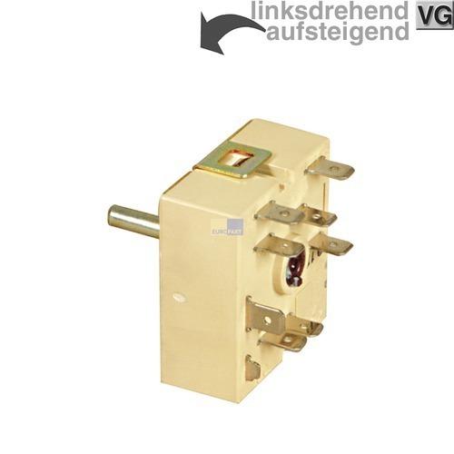 Klick zeigt Details von Energie-Regler 230V (links Steigend)  EGO 50.57020.010