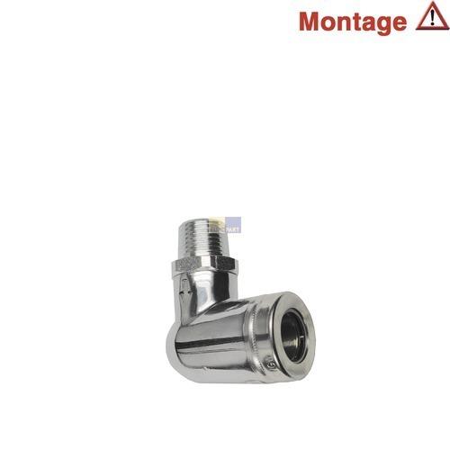 Klick zeigt Details von Anschlussdose für Gas-Backofen,