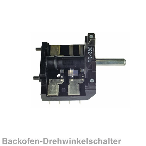 Klick zeigt Details von Backofenschalter B&S 3022/11