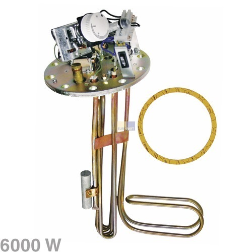 Klick zeigt Details von Tauchheizelement 6000W 230V, Set  Wasserspeicher Stiebel-Eltron 243879