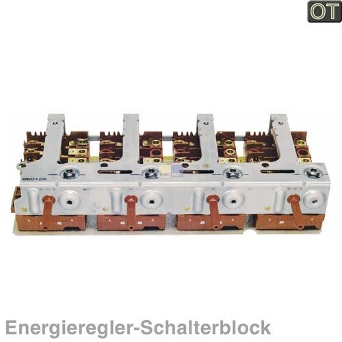 Klick zeigt Details von Energiereglerblock  BSH 264114