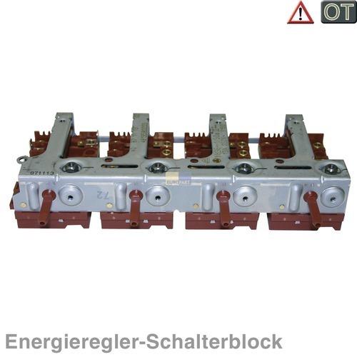 Klick zeigt Details von Energiereglerblock YH36-150aII 492114