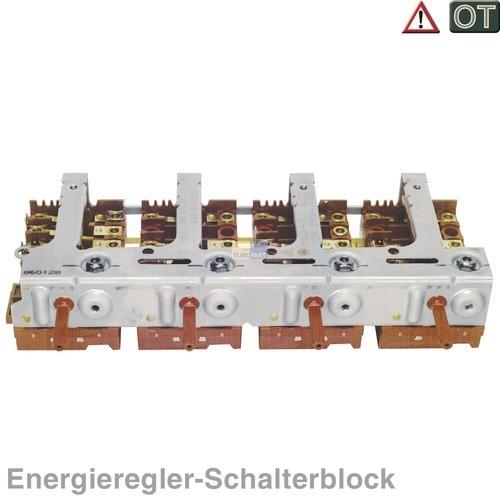 Klick zeigt Details von Elektroherd Schalterblock f KP,YH60-150aII