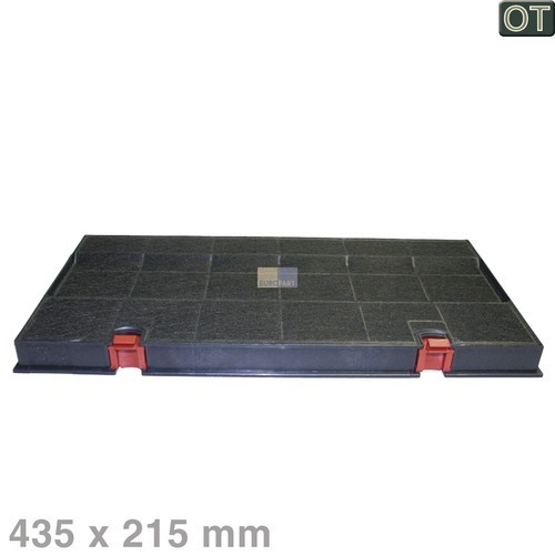 kohlefilter neff 00460450 z5147x0 original 435x215mm f r dunstabzugshaube onlineshop. Black Bedroom Furniture Sets. Home Design Ideas