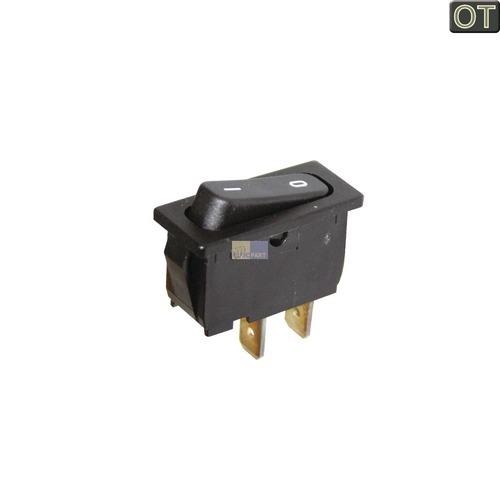 Klick zeigt Details von Tastenschalter Lichtschalter NEFF 00030988 Original für Dunstabzugshaube