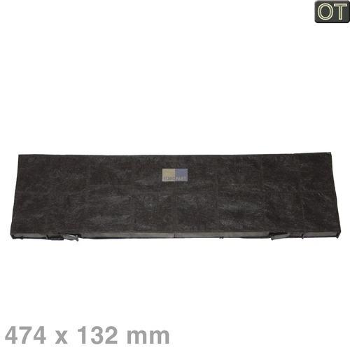 kohlefilter 474x132mm bsh gruppe gaggenau bosch siemens. Black Bedroom Furniture Sets. Home Design Ideas