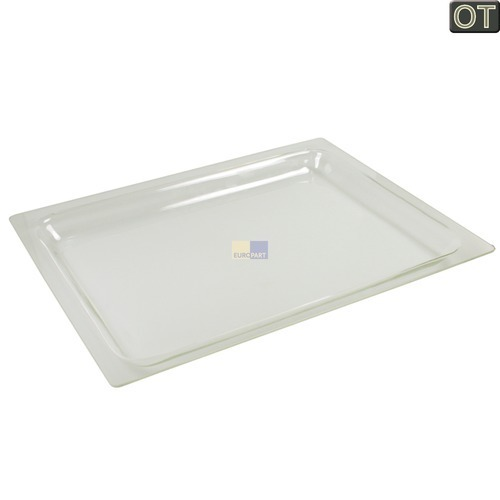 Backblech Glas, 30mm hoch, GORENJE 242138