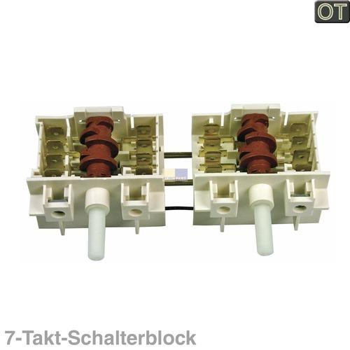 Klick zeigt Details von BO-Schalter Duo-Block, GORENJE 617736