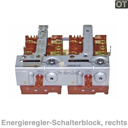 Klick zeigt Details von Energiereglerblock BSH 496808