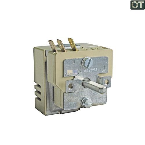 Klick zeigt Details von Energieregler Dreikreis rechts steigend  EGO 50.67021.901, GORENJE 642993
