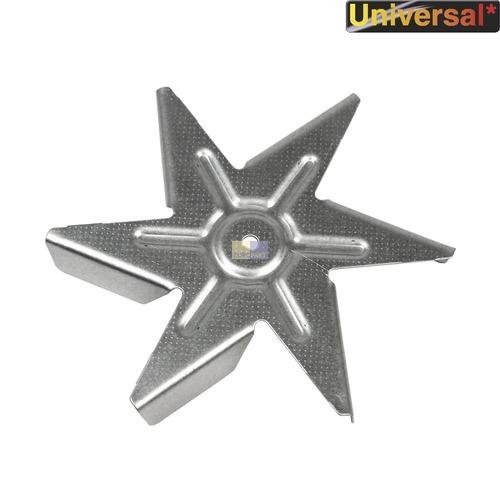 Klick zeigt Details von Flügel für Heißluftherdventilator, Universal!