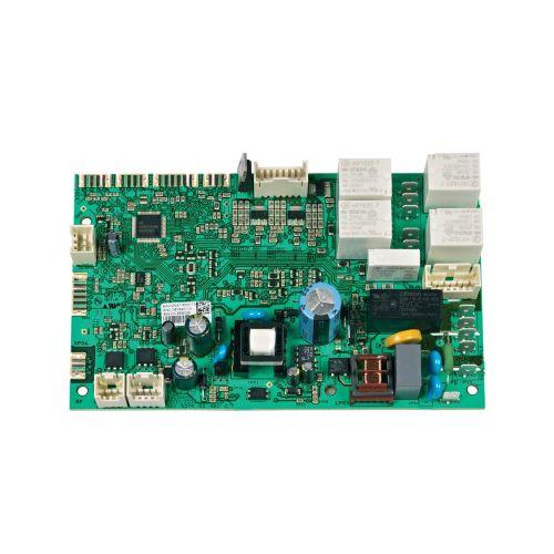 Klick zeigt Details von Elektronik Leistungselektronik programmiert AEG 807707505/2 Original für Herd