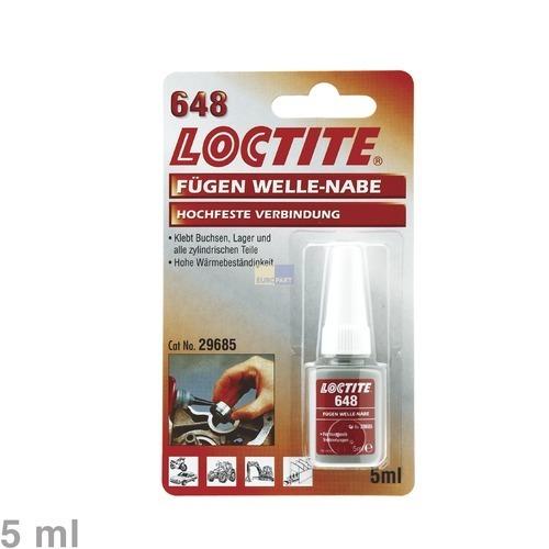 Klick zeigt Details von Buchsen / Lagerkleber 648 Loctite