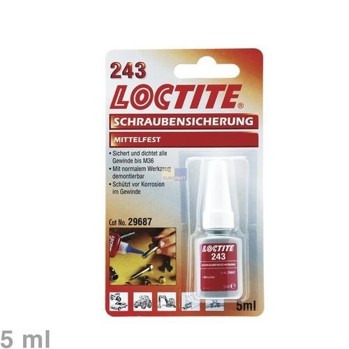 Klick zeigt Details von Schraubensicherung mittelfest Loctite 243 5ml