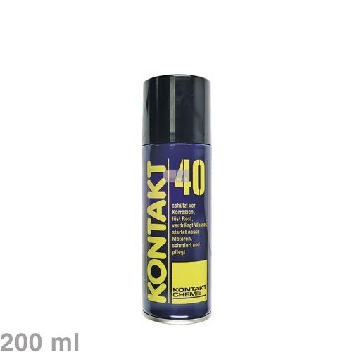 Klick zeigt Details von Spray Schmieröl Kontakt-Chemie Kontakt40 200ml