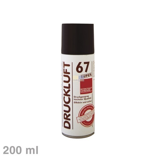 Klick zeigt Details von Druckluft 67 Super 200 ml KontaktChemie