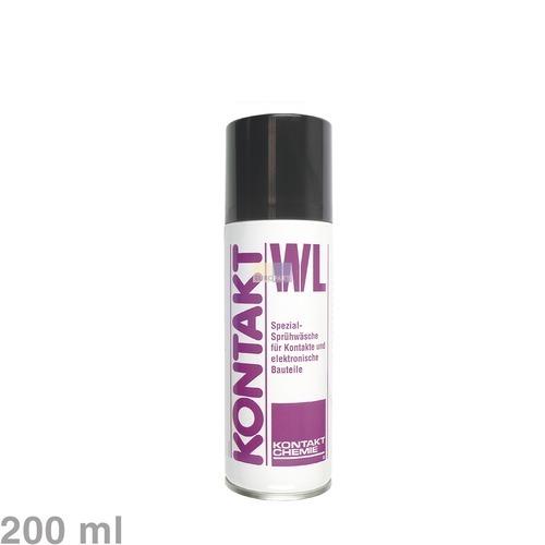 Klick zeigt Details von Spray Sprühwäsche Kontakt-Chemie KontaktWL 200ml